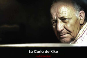 la carta de kiko - baner